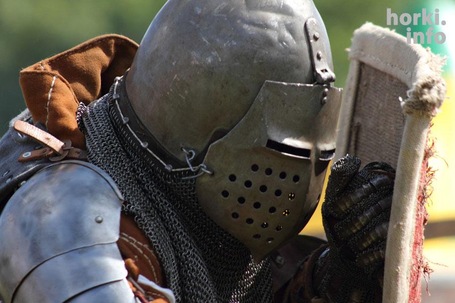 Самым грандиозным событием в регионе остается рыцарский фэст в Мстиславле. Фото Александра Храмко.