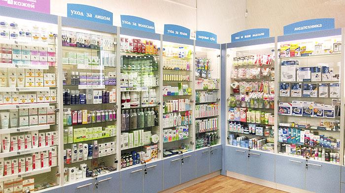 Новая косметика в аптеке